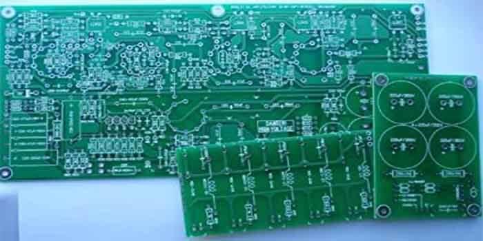 Guitar Amp PCB Current Conduction