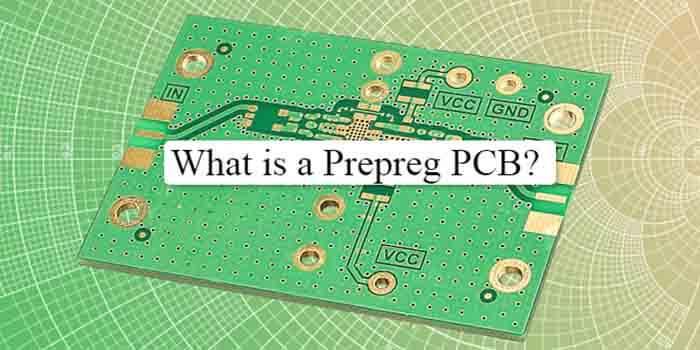 Prepreg PCB