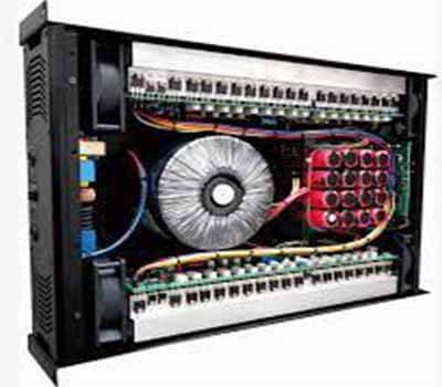 Heavy power amplifier