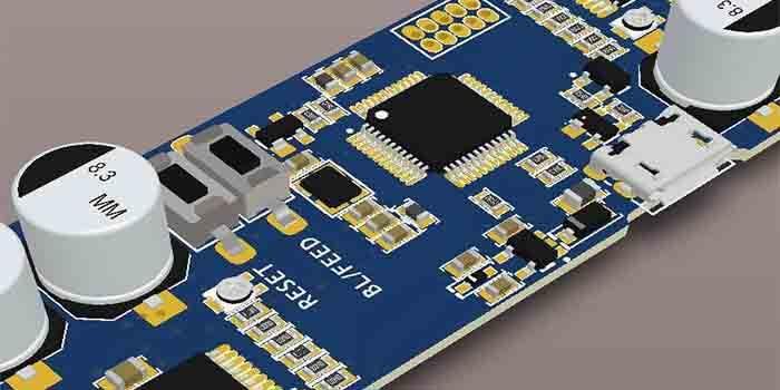 PCB Designed By Altium