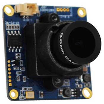 Camera PCB Features
