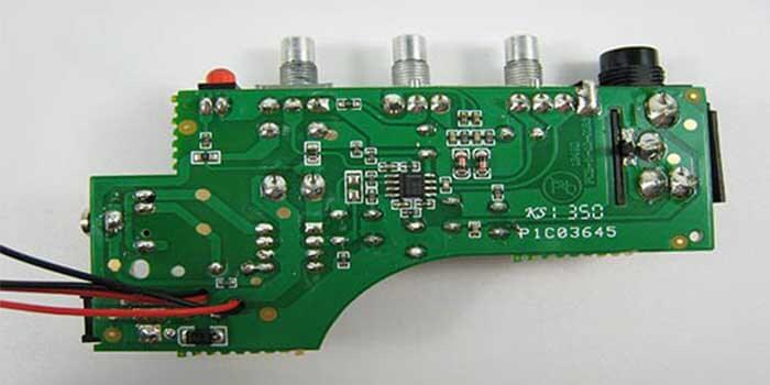 Guitar Amp PCB Applications