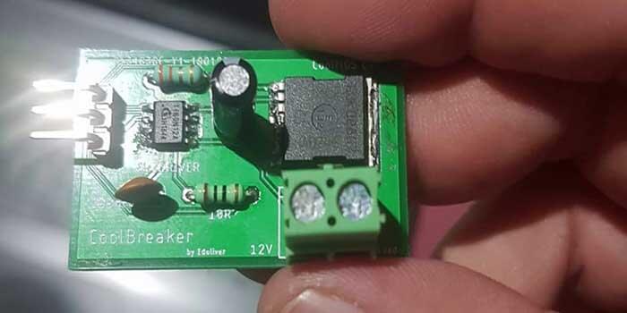 Useful Circuit Breaker PCB