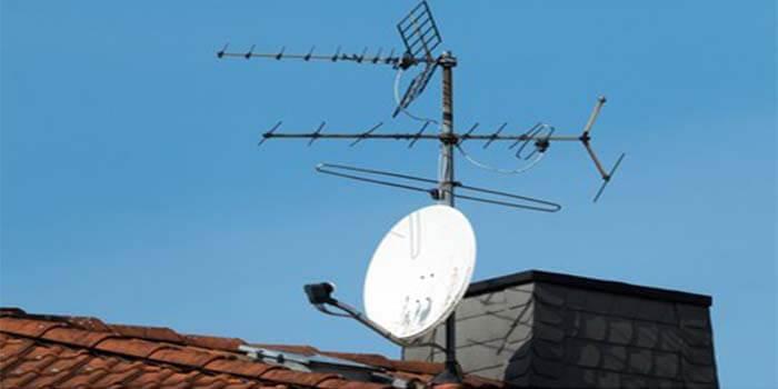 Digital PCB used in antennas
