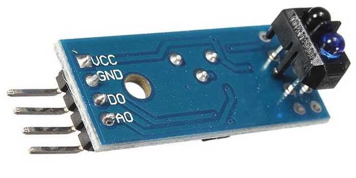 IR Sensor On A PCB