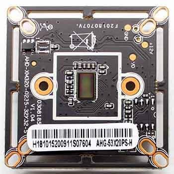 Camera PCB Copper Thickness