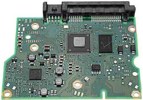 Functional Hard Disk PCB