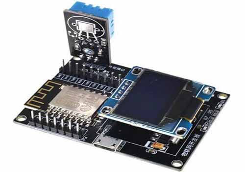 Widely Used OLED PCB