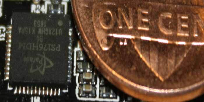 Comparison Of PCB Pitch With A Penny