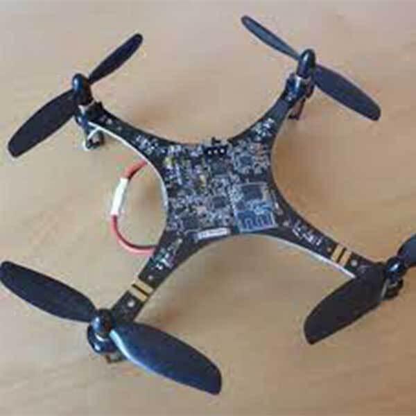 Designing Procedure for Drone PCB
