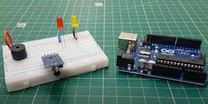 Use Of Fire Alarm PCB