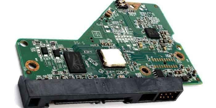 Hard Drive PCB Components