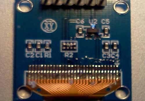 OLED PCB Mechanical Endurance