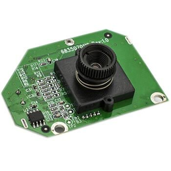 Widely-Used Camera PCB