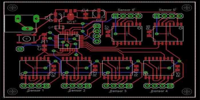 10 layer PCB Work Process