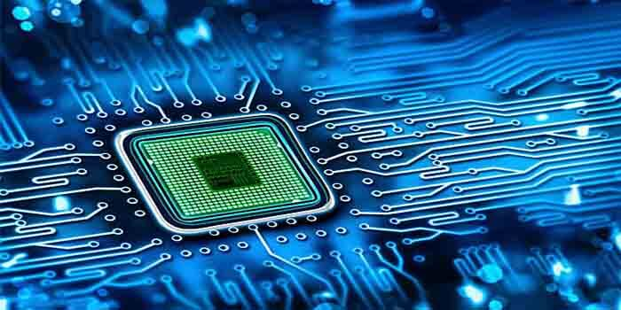 Digital PCB utilized in manufacturing of chips