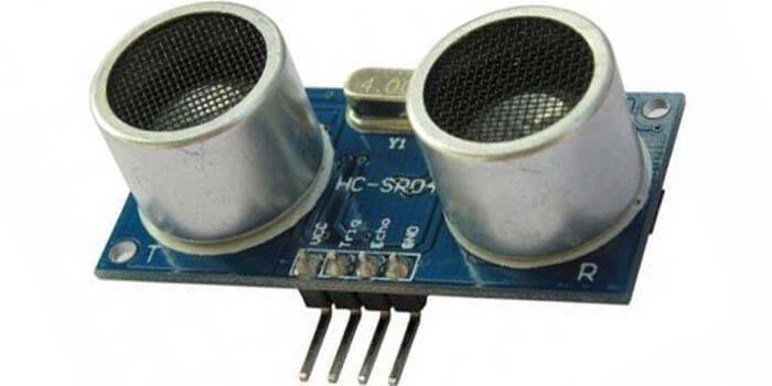 Proximity Sensor PCB