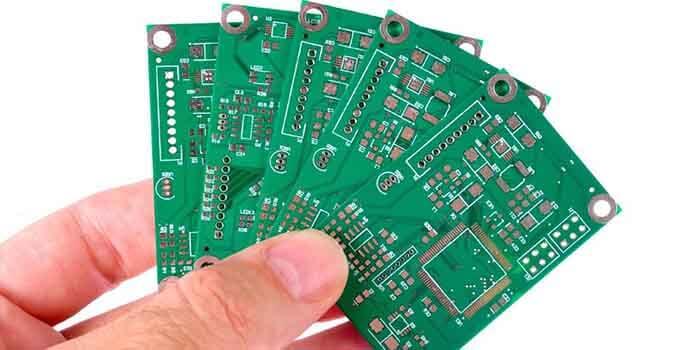 Hard Drive PCB Impedance Control