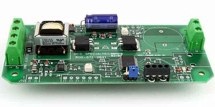 Highly Functional Circuit Breaker PCB