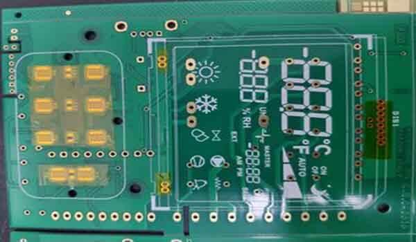 Kapton PCB ENIG Surface Finish