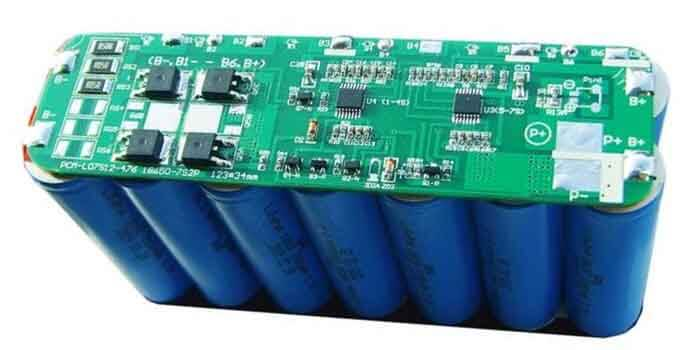 Battery In Battery PCB