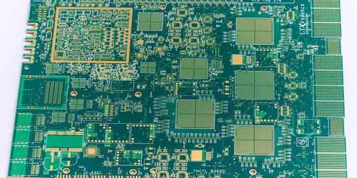 Multilayer Altium PCB