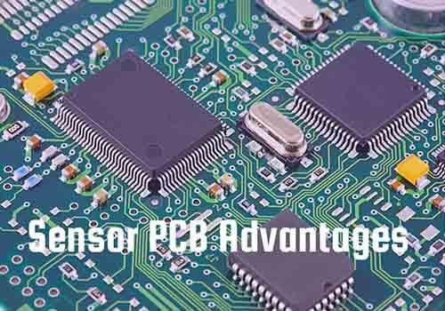 Sensor PCB Advantages