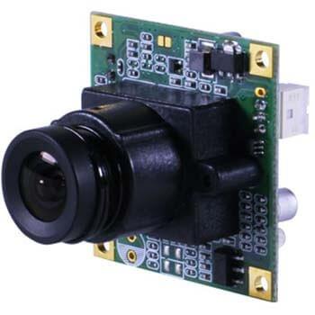 Camera PCB Shutter Speed