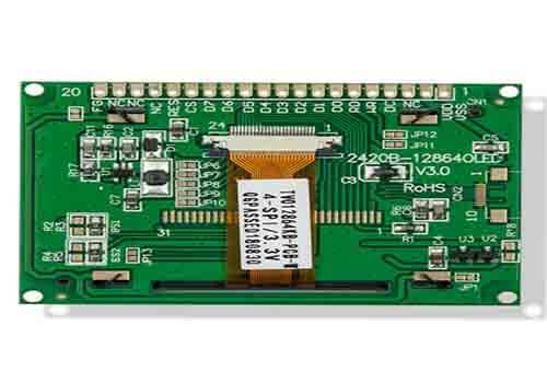OLED PCB Low CTE