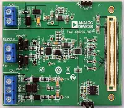 Analog PCB