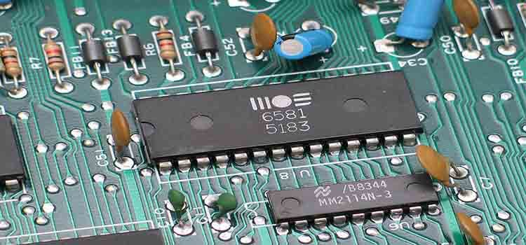 Appliances Contain Epoxy Resin PCB
