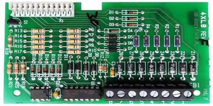 Design Of Fire Alarm PCB