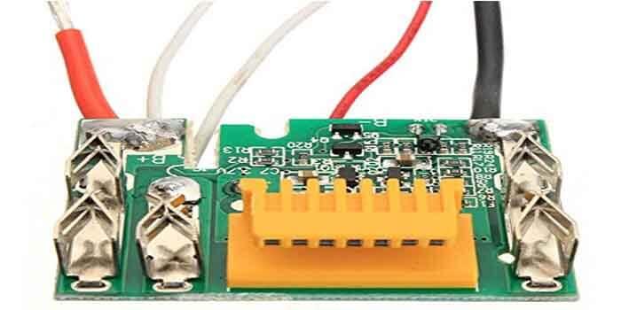 Battery PCB Wiring