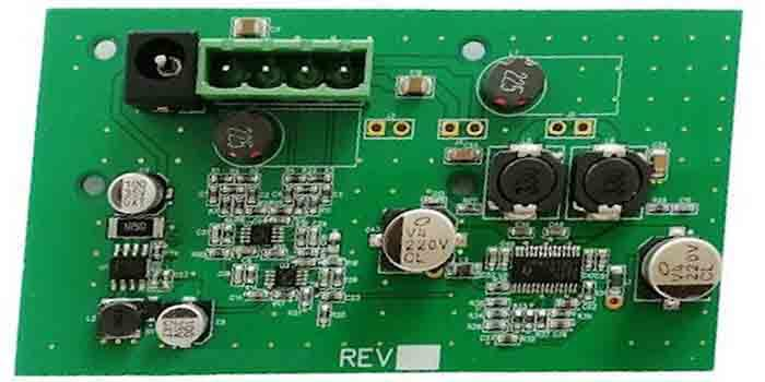 Fire Alarm PCB Assembly