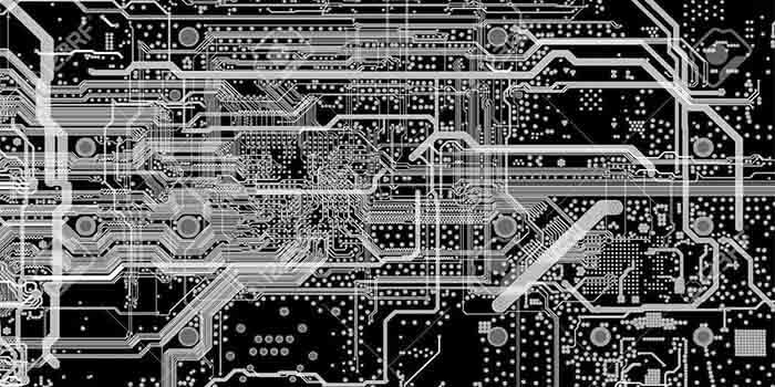 PCB layout routing