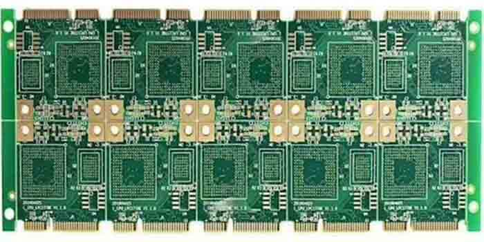Signal Layers Of 10 layer PCB