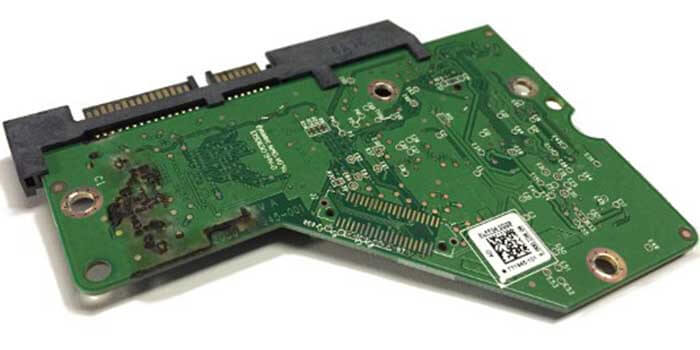 Hard Disk PCB Replacement
