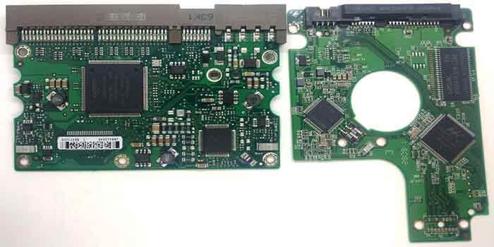 Hard Drive PCB Data Recovery