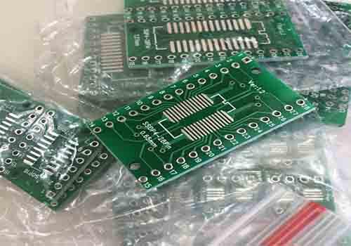 Long-lasting OLED PCB