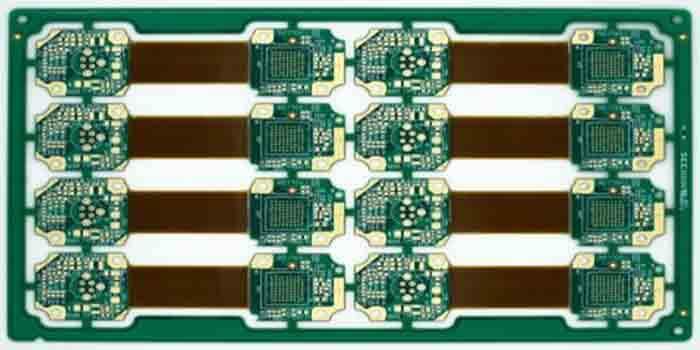 Rigid-flex Camera PCB