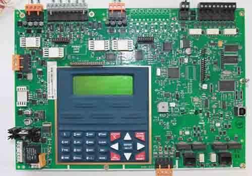 Control Panel Of Fire Alarm PCB