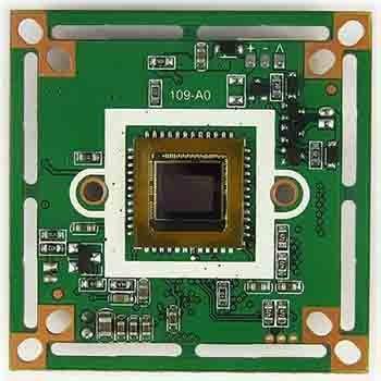 Camera PCB High Operating Temperature