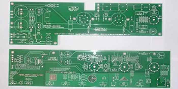 Guitar Amp PCB Temperature Control