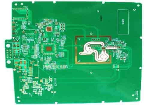 Hybrid Prepreg PCB