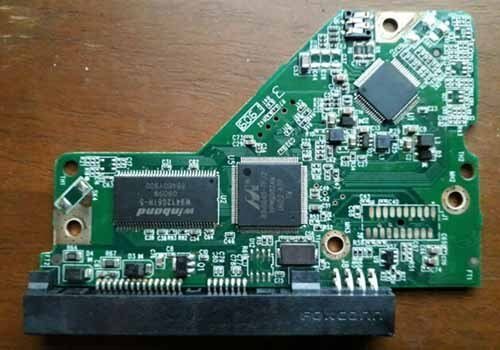 Widely-Used Hard Drive PCB