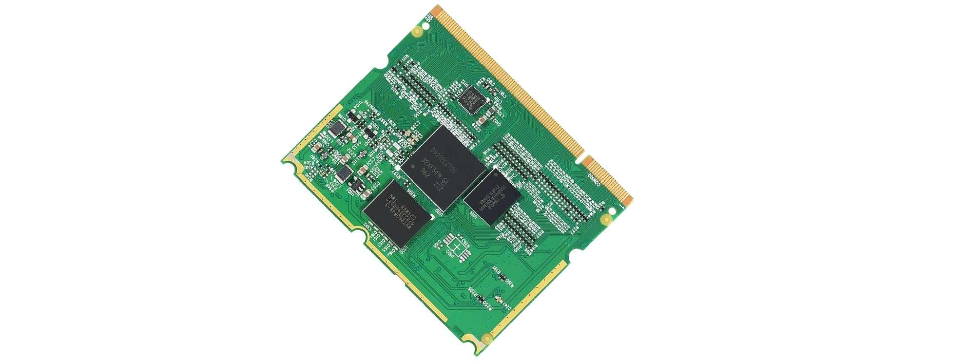 Firm Alarm PCB