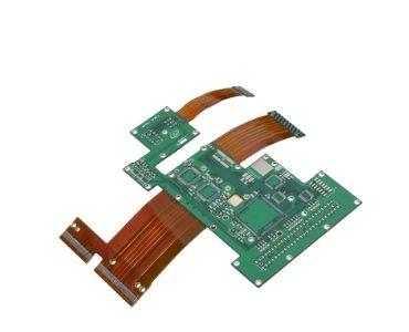 Flexible Microvia PCB