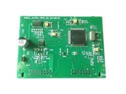 Green Solder Mask Solidworks PCB