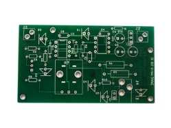 High-Frequency Immersion Silver PCB