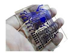 High Precision Glass PCB